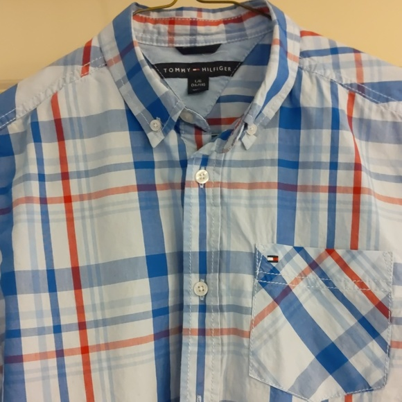 Tommy Hilfiger Other - Boys Tommy button down